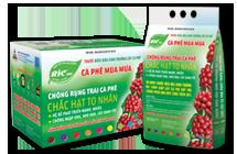 Thuốc điều hòa sinh trưởng RIC 10WP Cà phê Mùa mưa